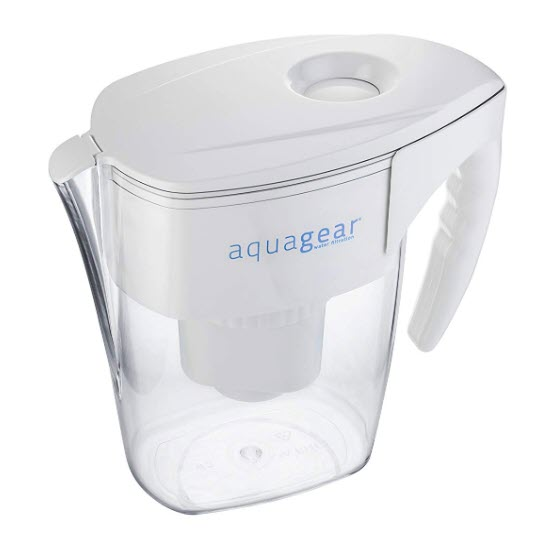 Aquagear-Water-Filter-Pitcher
