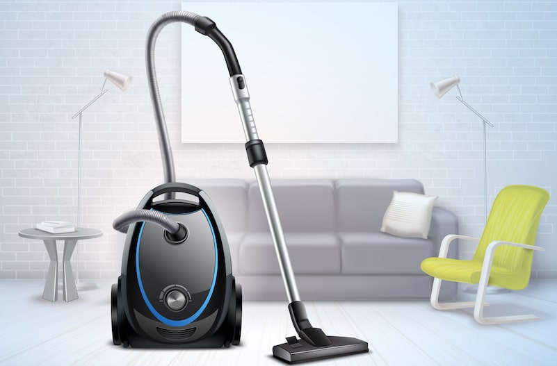 Best Self Propelled Vacuum Cleaner