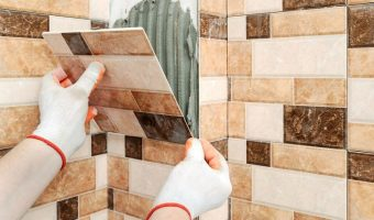 cost to install wall tile