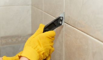 grout removal power tool